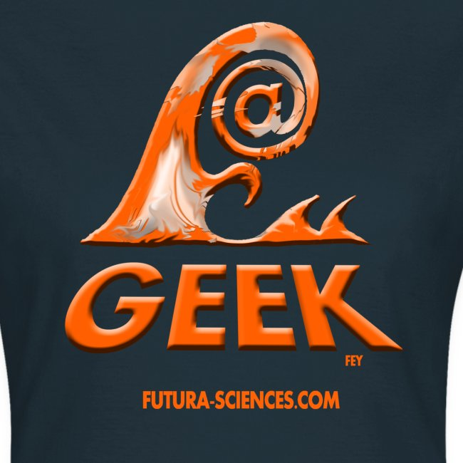 Geekwave femme marine-orange