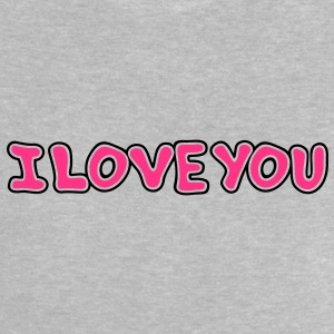 I LOVE YOU - St Valentine's Day - Gift - Jeg elsker dig Baby T-shirts - Baby T-shirt