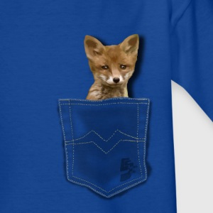 pocket fox by customstyle Tee shirts Enfants - T-shirt Ado