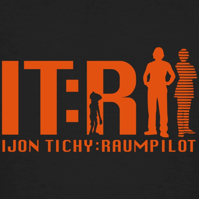 Ijon Tichy: Raumpilot Bio-Shirt