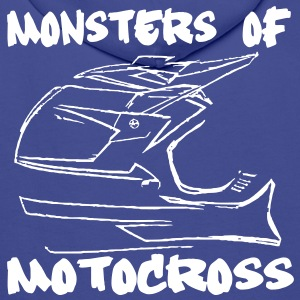 monsters_of_motocross_3_multicolor Pullover - Männer Premium Hoodie