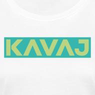 Motiv ~ KAVAJ Logo-Shirt -W