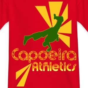 CAPOEIRA ATHLETICS | Kindershirt - Teenager T-Shirt