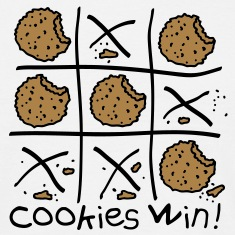 Cookies win! T-Shirts