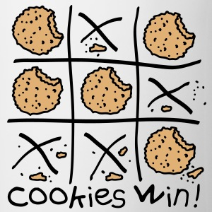 Cookies win! Tasses - Tasse