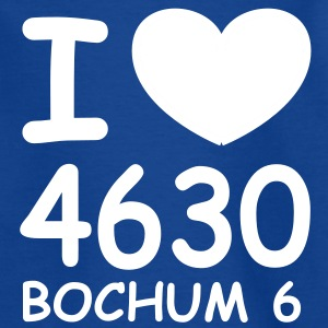 I ♥ 4630 Bochum 6 - Kindershirt klassisch - Teenager T-Shirt