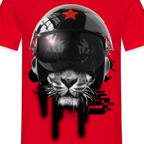 tshirt ccp lion of death by customstyle