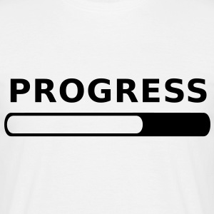 Progress T-Shirts - Men's T-Shirt