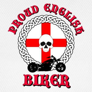 Proud English Biker Caps & Hats - Baseball Cap
