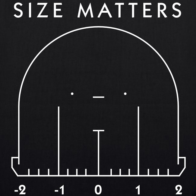 Size Matters Monster