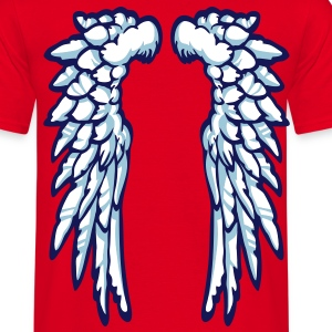Ailes d'ange - T-shirt Homme