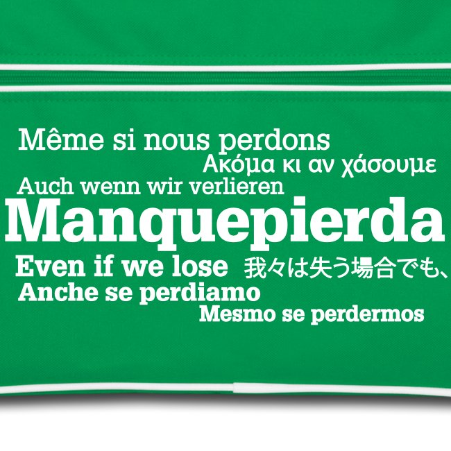 "Bolsa neceser ""Manquepierda Universal"""