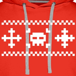 DEADLY CHRISTMAS Pullover - Männer Premium Hoodie