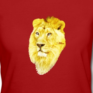 Lion P T-Shirts - Frauen Bio-T-Shirt