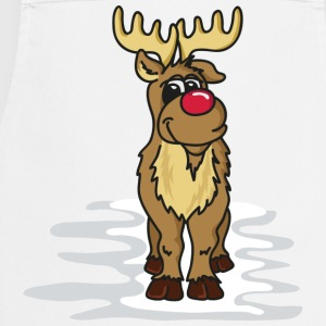 Rudolph the Reindeer  Aprons - Cooking Apron