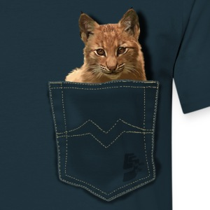 pocket lynx by customstyle Tee shirts - T-shirt Homme