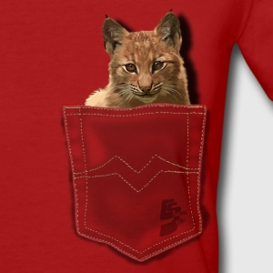 pocket lynx by customstyle Tee shirts - T-shirt Bio Femme
