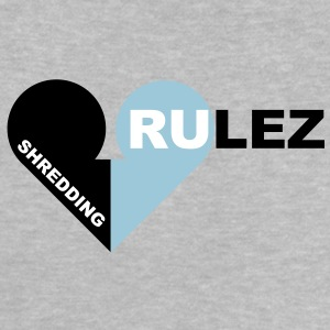 shredding rulez - Baby-T-shirt