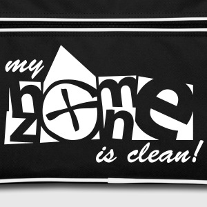 my homezone is clean! - 1color - Sac Retro