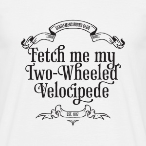 Velocipede - Men's T-Shirt