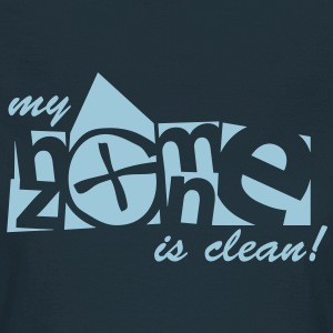 my home zone is clean - 2011 T-shirts - T-shirt dam