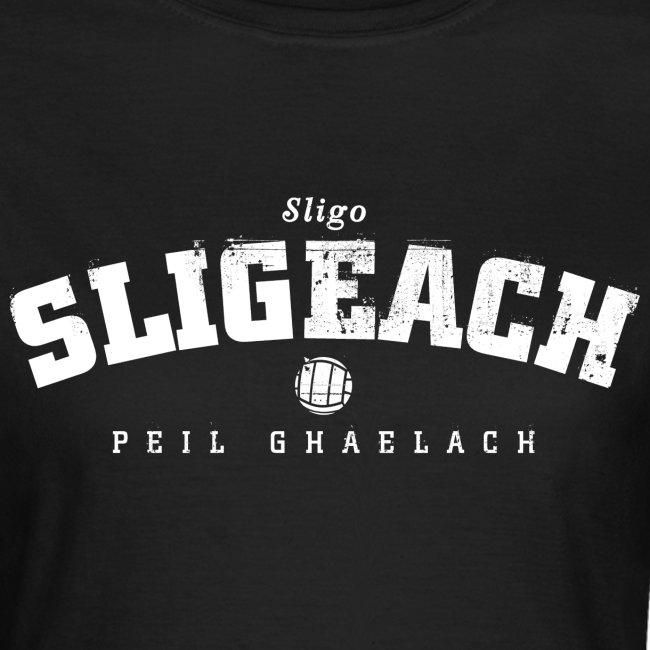Vintage Sligo Football T-Shirt