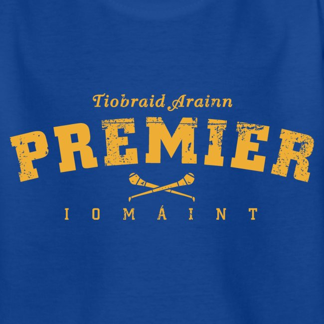 Vintage Tipperary Hurling T-Shirt