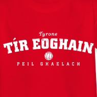 Design ~ Vintage Tyrone Football T-Shirt