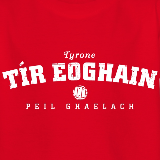 Vintage Tyrone Football T-Shirt