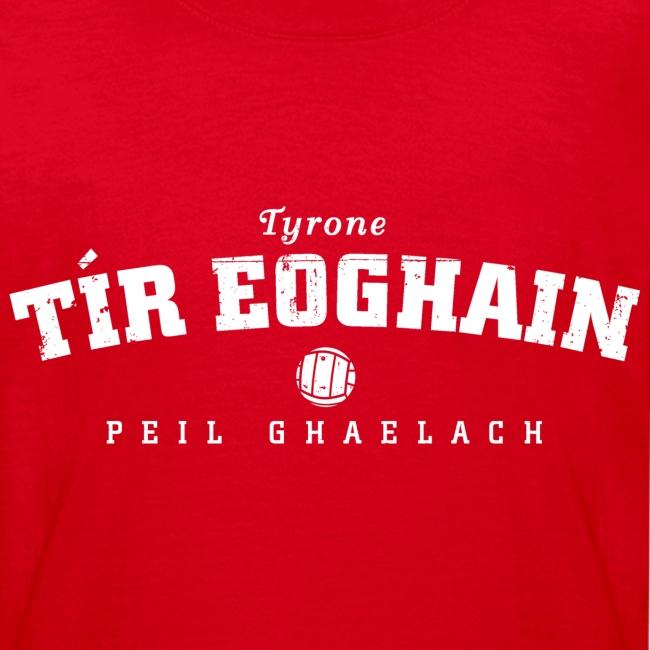 Vintage Tyrone Football T-Shirt