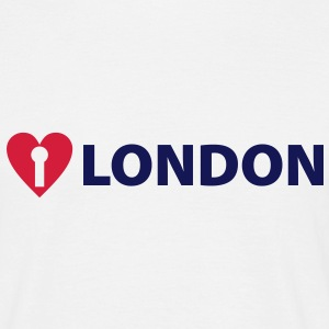 I_love_london T-Shirts - Men's T-Shirt