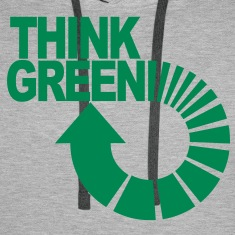think green Hoodies & Sweatshirts