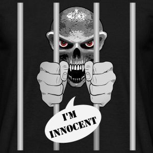 i m innocent Tee shirts - T-shirt Homme