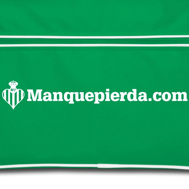 "Bolsa neceser ""Manquepierda.com"""