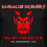Design ~ Diabolus Brewery T-Shirt
