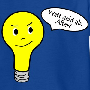 Watt geht ab ? Kinder T-Shirts - Teenager T-Shirt