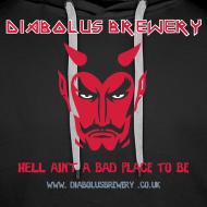 Design ~ Diabolus Brewery Hoody