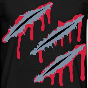 KNIFE CUTS - Men's T-Shirt