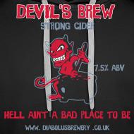 Design ~ Devil's Brew Hoody