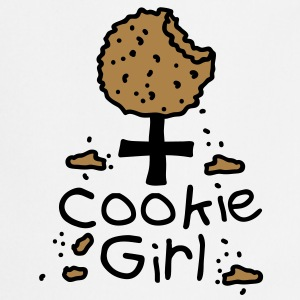 Cookie Girl  Aprons - Cooking Apron