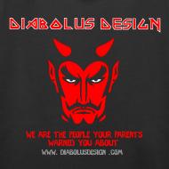 Design ~ Kids Diabolus Design Hoody