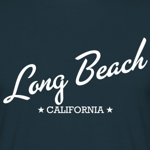 Long Beach T-Shirt - Männer T-Shirt
