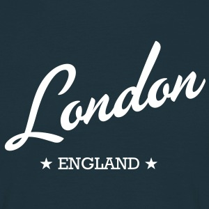 London T-Shirt - Männer T-Shirt