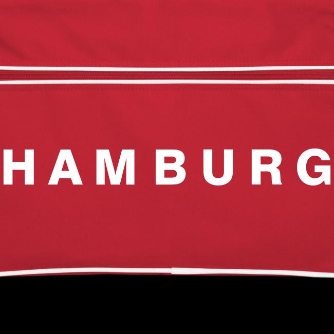 Hamburg Retro-Tasche