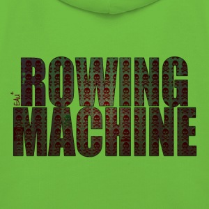 Rowing Machine Mort Sweats Enfants - Pull à capuche Premium Enfant