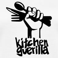 Design ~ Kitchen Guerilla klimaneutrales Shirt - Frauen / englisch
