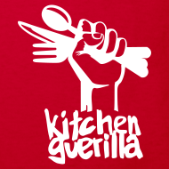 Design ~ Kitchen Guerilla klimaneutrales Shirt - Kinder / englisch