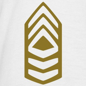 Insignia Master Sergeant T-Shirts - Men's T-Shirt