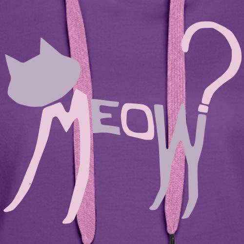 Meow?