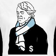 Design ~ Moneybags Mancini - Women's T-Shirt